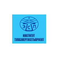 Логотип компании «Институт Тулаэнергосетьпроект»