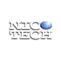 Логотип компании «Nicotech International»