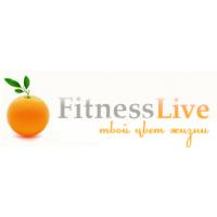 Логотип компании «Fitness-Live»