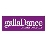 Логотип компании «GallaDance»