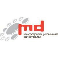 Логотип компании «МД Информационные Системы»