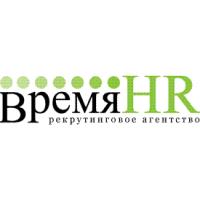 Логотип компании «Время HR»