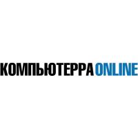 Логотип компании «Компьютерра»
