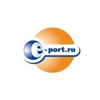 Логотип компании «e-port»