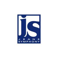 Логотип компании «Джинсовая симфония»