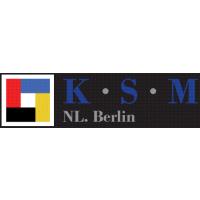Логотип компании «KSM-Berlin»