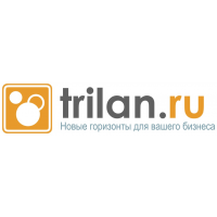 Логотип компании «Трилан»