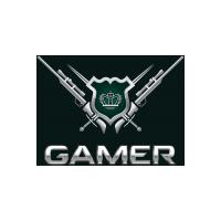 Логотип компании «Первая социальная сеть геймеров GAMER.ru»