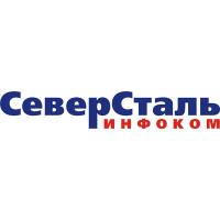 Логотип компании «Северсталь-Инфоком»