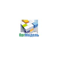 Логотип компании «Оргмодель»