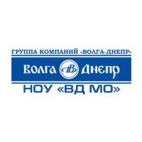 Логотип компании «Волга-Днепр Международное обучение»