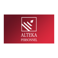 Логотип компании «Alteka Personnel»