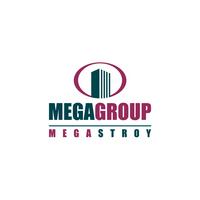Логотип компании «Мега-Строй»
