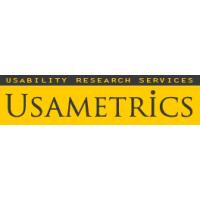Логотип компании «Usametrics»