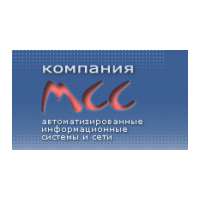 Логотип компании «МСС»