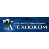 Логотип компании «НПП Техноком»