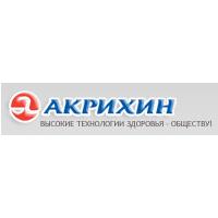 Логотип компании «АКРИХИН»