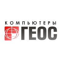 Логотип компании «Геос»