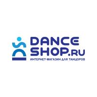 Логотип компании «Танцевальный интернет магазин DanceShop.ru»
