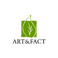 Логотип компании «Студия дизайна Art&Fact»