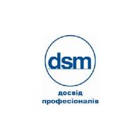 Логотип компании «ДСМ-ТРЕЙД»