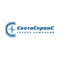 Логотип компании «Светосервис»