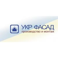 Логотип компании «Укр-Фасад»