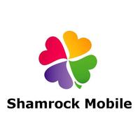Логотип компании «Shamrock Mobile»