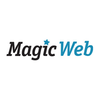 Логотип компании «Magic-Web»