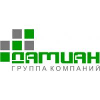 Логотип компании «Группа компаний ДАМИАН»