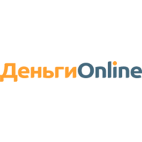 Логотип компании «Деньги Online»