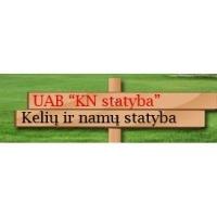 Логотип компании «KN statyba»