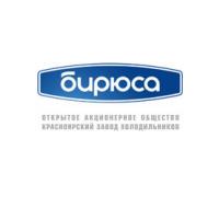 Логотип компании «Красноярский завод холодильников Бирюса»
