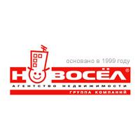 Логотип компании «Группа компаний Новосёл»