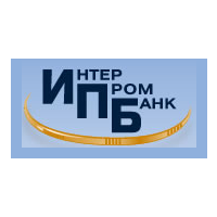 Логотип компании «ИНТЕРПРОМБАНК»