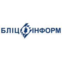 Логотип компании «Блиц-информ»