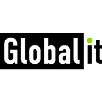 Логотип компании «Глобал-ИТ»