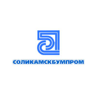 Логотип компании «Соликамскбумпром»