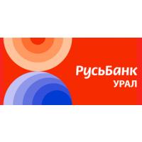Логотип компании «Русь-Банк-Урал»