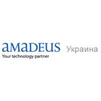 Логотип компании «Амадеус Украина»