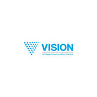 Логотип компании «Vision International People Group»