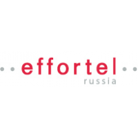 Логотип компании «Effortel Russia»