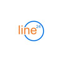 Логотип компании «Линия 24»