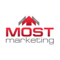 Логотип компании «MOST Marketing»