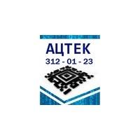 Логотип компании «ГК АЦТЕК»
