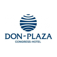 Логотип компании «Конгресс отель Don-Plaza»