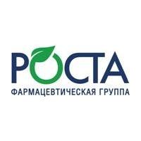 Логотип компании «РОСТА»