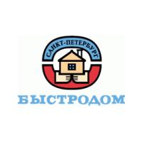 Логотип компании «БыстроДом»