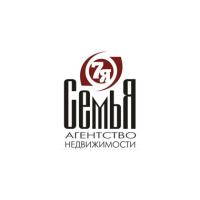 Логотип компании «Агентство недвижимости СемьЯ»