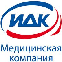 Логотип компании «ИДК»